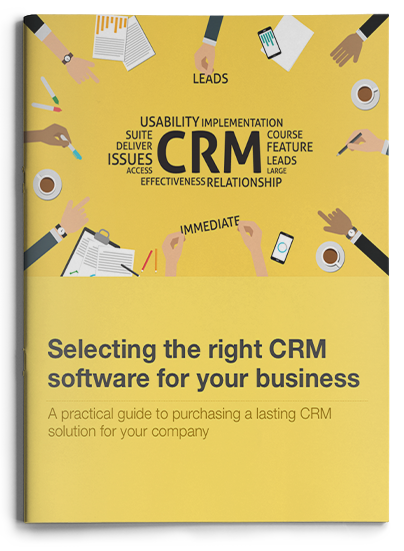 Selecting a CRM for your business